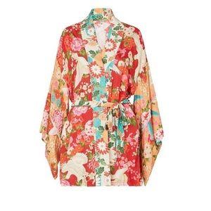 Delilah Patch Spell Kimono